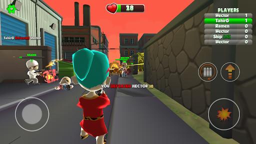 Toon Arena: Zombies screenshot