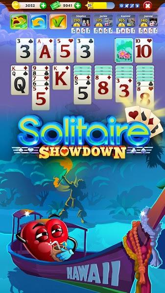 Solitaire Showdown