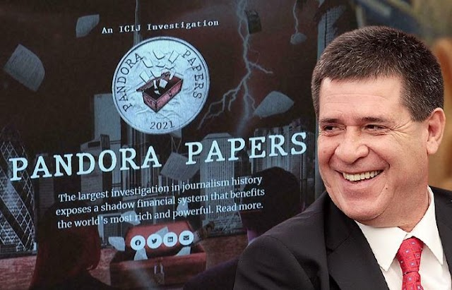 Expresidente paraguayo Horacio Cartes utilizó offshore que no declaró
