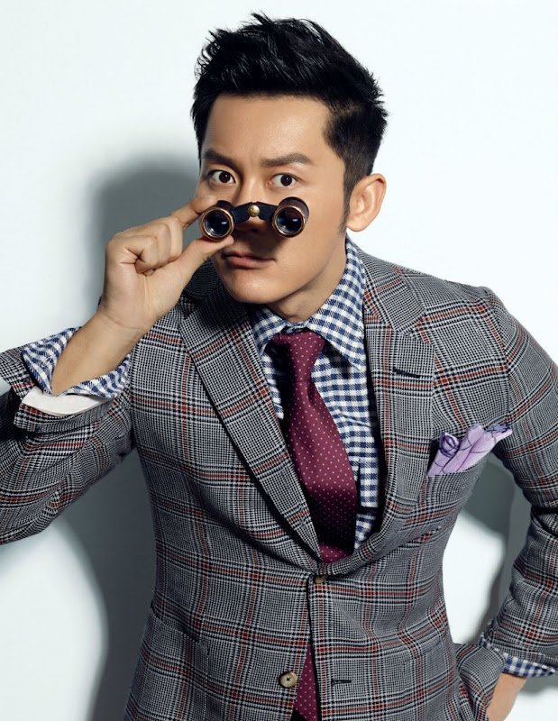 Jerry Li Chen China Actor