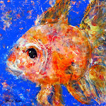 arty party Goldfish.JPG