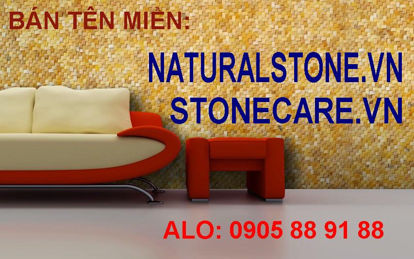 bán tên miền đá tự nhiên