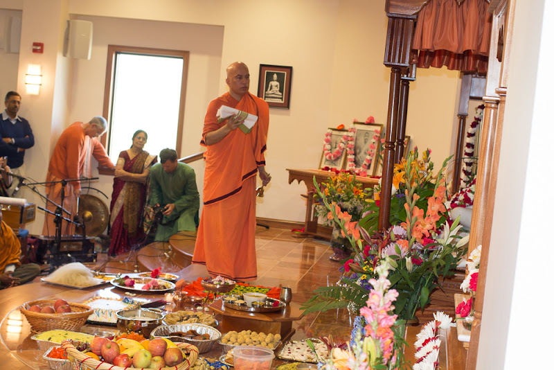 Day 2 Puja offering