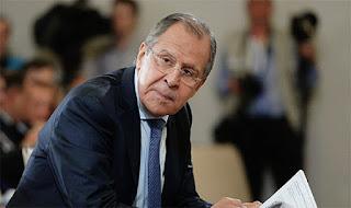 Lavrov envoie un message au Quai d'Orsay