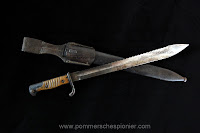 Sawback bayonet S98/05