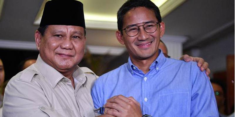 Tiru Megawati, Prabowo Lebih Baik Jadi King Maker Beri Tiket Capres Ke Sandiaga Uno