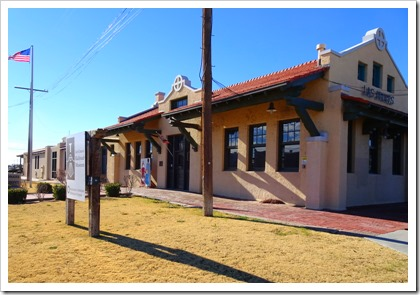 Las Cruces Railroad Museum
