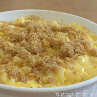 Kid-Friendly Homemade Mac 'n Cheese
