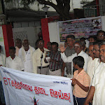As part of a coalition of about 13 likeminded organizations in Puducherry, PSF launched a mass outreach campaign against the introduction of BT Brinjal / GM foods.