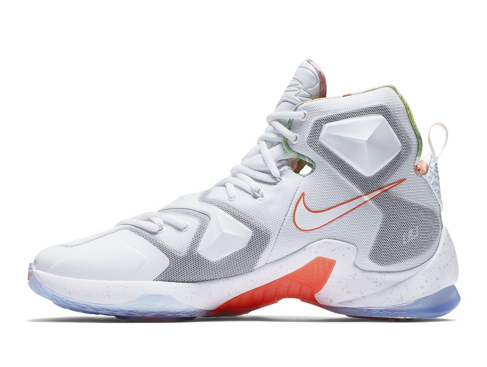 competitive price 854f0 9bee6 ... Release Reminder Nike LeBron 13 Easter ...