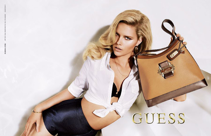 Guess Accessories Holiday 2011, campaña