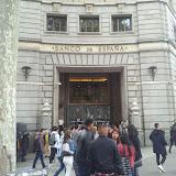 2015-10-19 Els alumnes de Gestió Administrativa visiten la seu del Banc d'Espanya a Barcelona