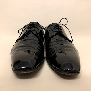 Prada Patent Leather Evening Shoes
