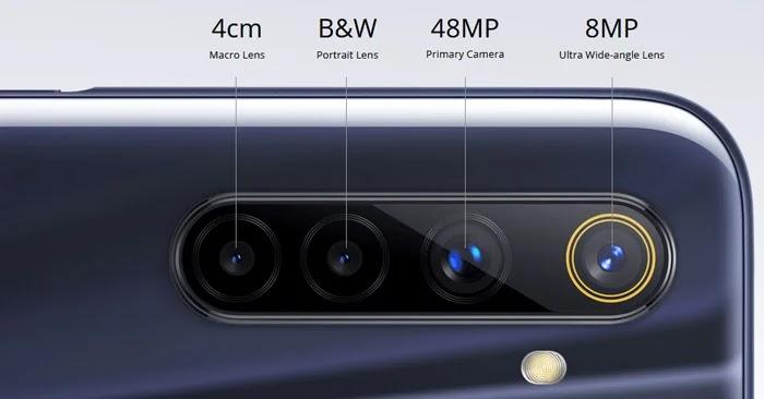 Realme 6s Kamera