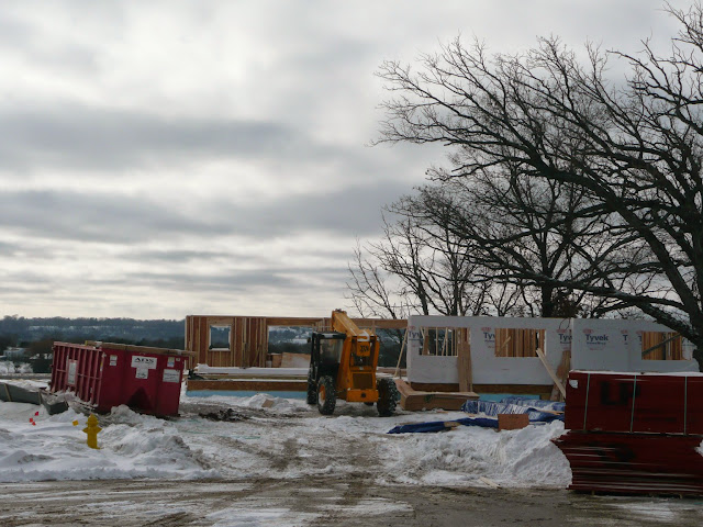 Building of new home in Waukesha, WI - P1030344.JPG
