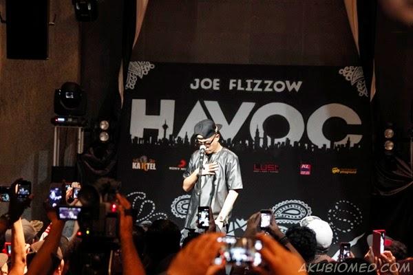 Havoc Joe Flizzow