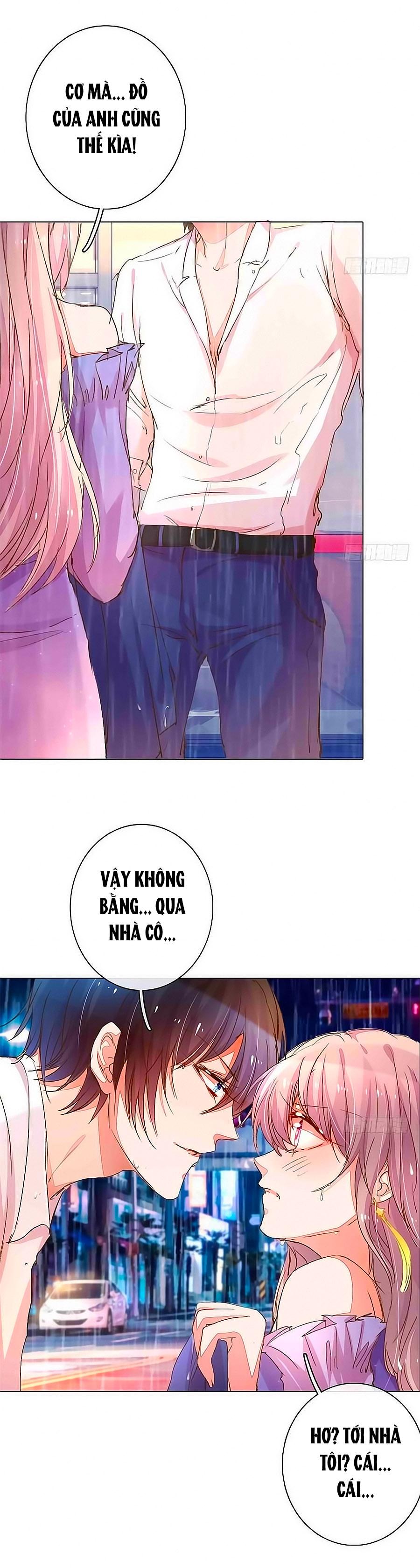 Hào Môn Tiểu Lãn Thê chap 71 - Trang 7