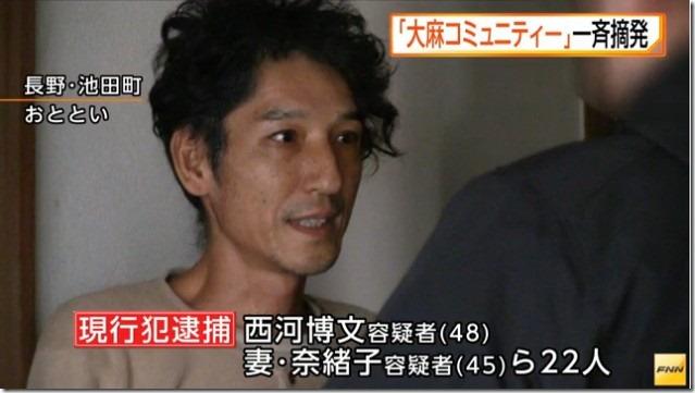 長野大麻22人逮捕f01