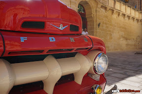 1952 Ford F1 Pickup Grill