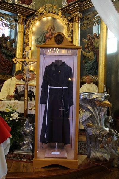Z relikwiami św. O.Pio w Istebnej - IMG_3449.JPG