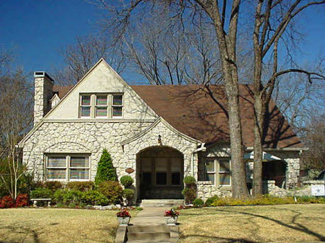 The constant gatherer storybook cottage home for sale for Texas cottage