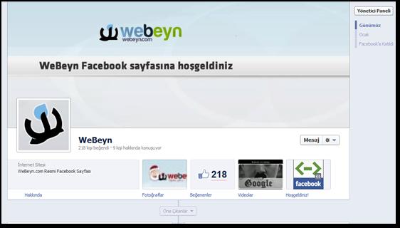 Webeyn Facebook