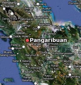 Profil Kecamatan Pangaribuan.
