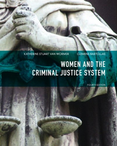 Women and the Criminal Justice System: (4th Edition) - Books Legal Theory & Systems