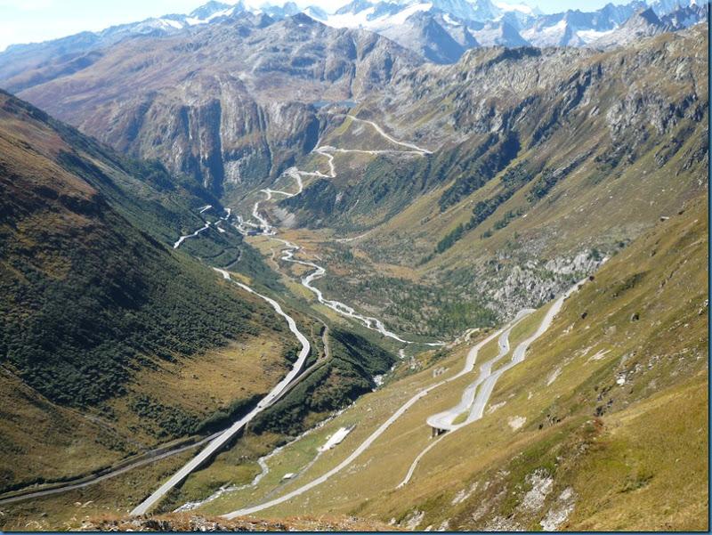 Europe Alps tour