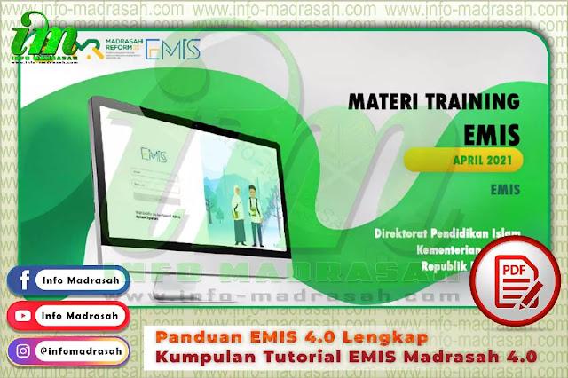 Panduan EMIS 4.0 Lengkap - Kumpulan Tutorial EMIS Madrasah 4.0