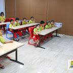 Hairdresser Visit to School at Witty World, Bangur Nagar 2017-18