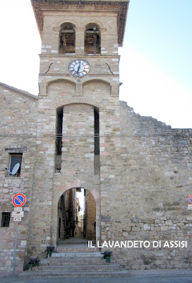 Assisi luoghi di interesse
