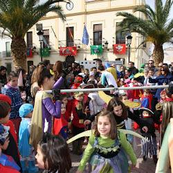 Carnaval infantil de Puebla de la Calzada