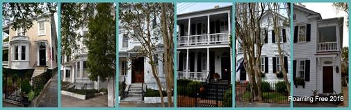 Charleston Houses 1