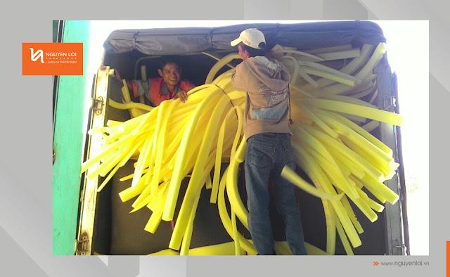 thuê xe tải chở hàng - niềm vui
