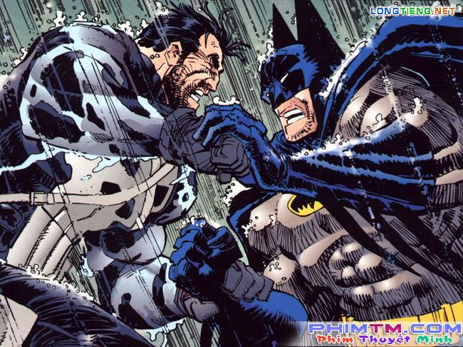 The Punisher tuyên bố Người Dơi không phải đối thủ của mình - Ảnh 1.