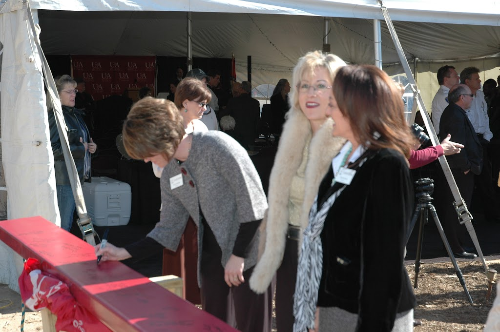 UACCH-Texarkana Creation Ceremony & Steel Signing - DSC_0017.JPG