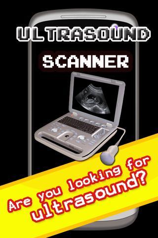 3D Ultrasound Scanner Prank