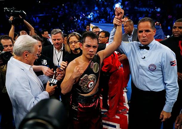 Macau Boxing Nonito Donaire wins
