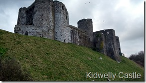 Kidwelly Castle 2015-03-16