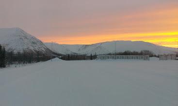 Photo: Лыжный стадион в Тирвасе