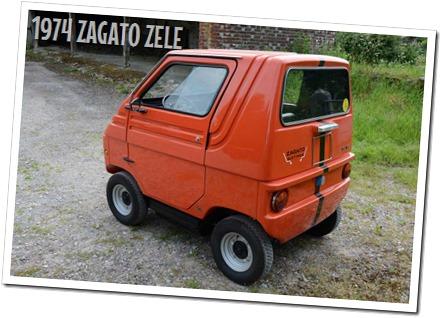 1974 Elcar Zagato Zele - autodimerda.it