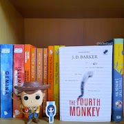 Book Review and Quotes: THE FOURTH MONKEY (J.D. Barker) 4MK Thriller, #1