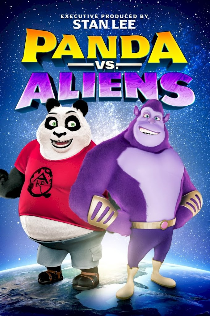 Movie: Panda vs. Aliens (2021)