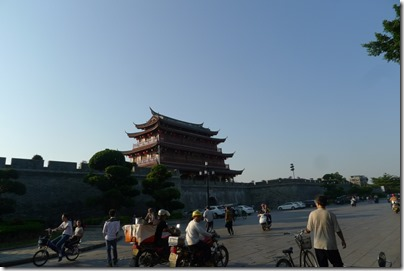 Chao Zhou Old City 潮州古城 : Guangji Gate & Bridge 廣濟門.廣濟橋