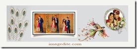 Digital album photo templates 5