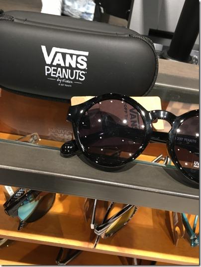 Vans x Peanuts: Shades
