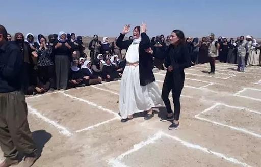 تاوانەکانی داعش بە جینۆساید دەناسرێت