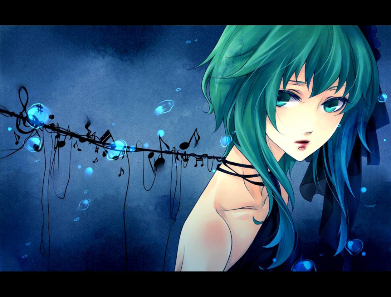 Girl Anime Desktop Wallpaper
