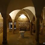 Commanderie de Coulommiers : salle du Chapître